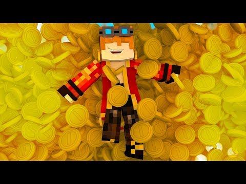 Minecraft : 1 MILHÃO DE COINS - NEXUS #10 ‹ MayconLorenz ›