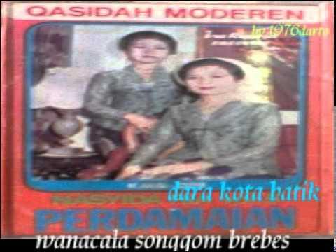 Nasidaria  ( Dara Kota Batik ) Qasidah Jadul Thn 80an