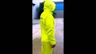 Jas hujan jaket Takachi