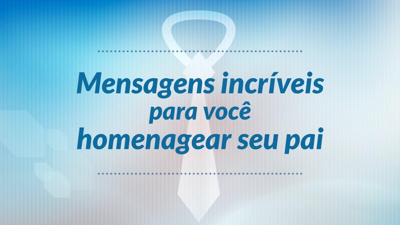 Lindas Imagens E Frases Para O Dia Dos Pais