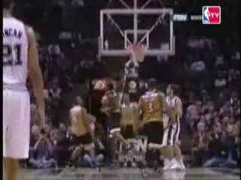Top Ten Fluke Shot NBA Season 2007/2008