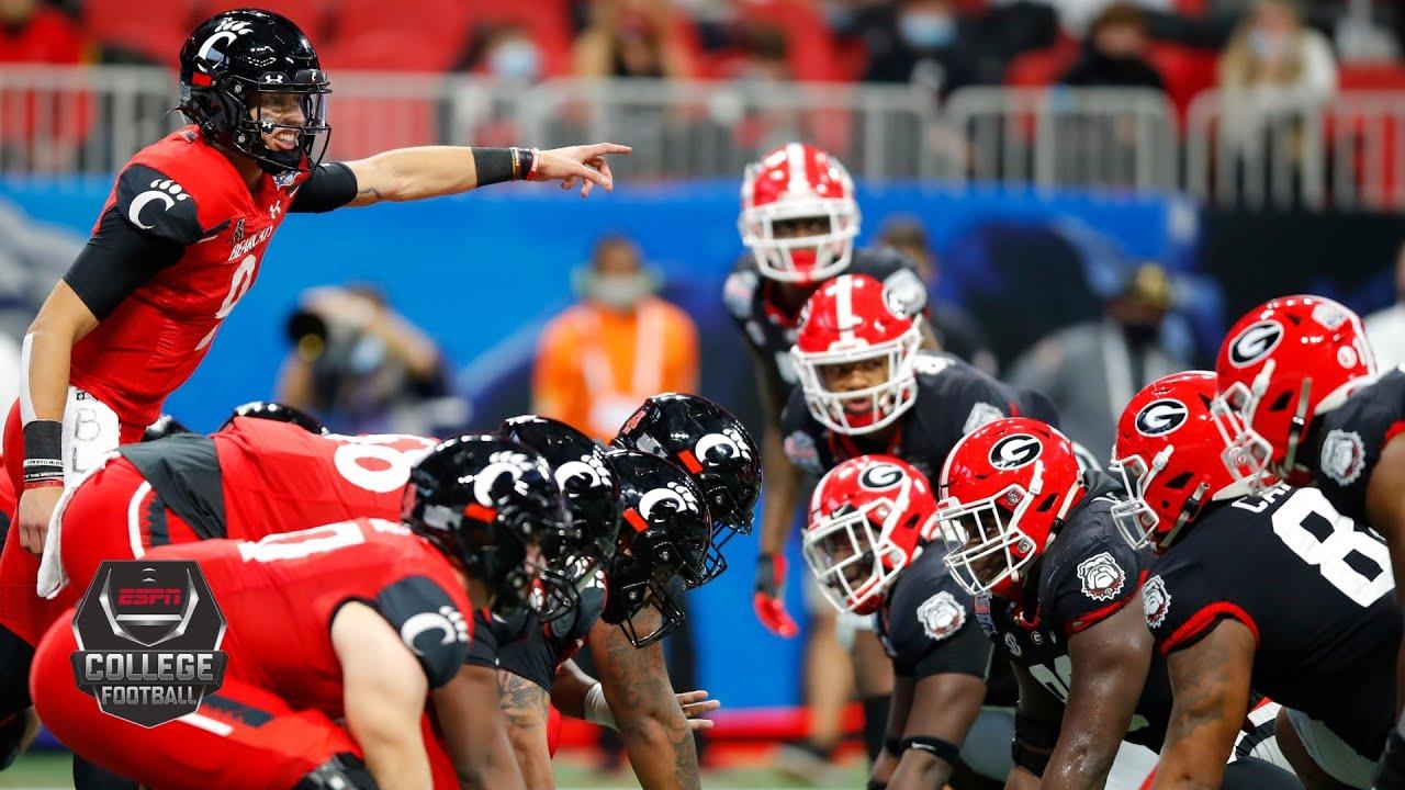 Cincinnati defeats IU football with dominating second half