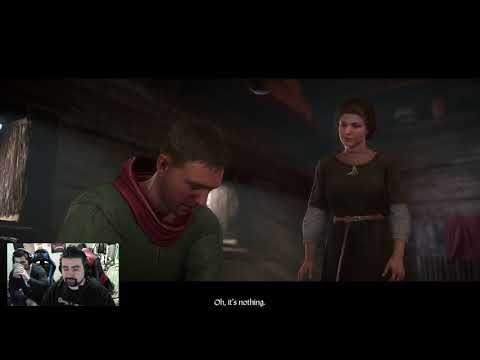 Angry Joe plays Kingdom Come  Deliverance