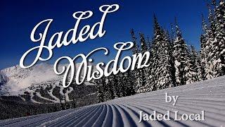 Powder Commercial - Jaded Wisdom – Halfpipe