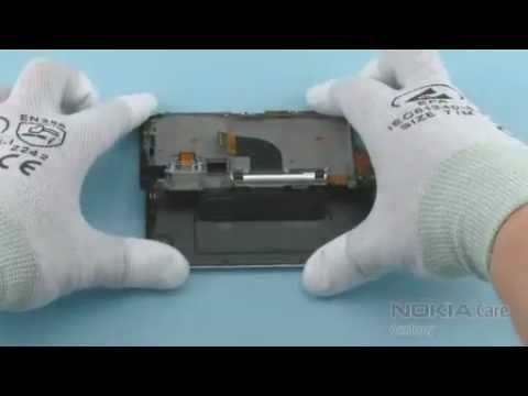 Nokia E7-00 Disassembly Video