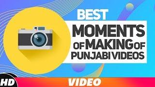 Best Moments Of Making Of Punjabi s Akhil Jassi Gill Mankirt Aulakh A Kay Babbal Rai