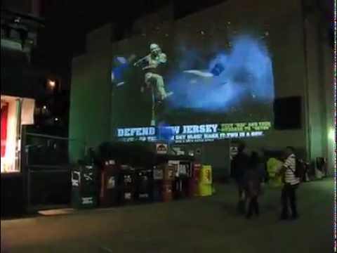 3d interactive building projection guerilla video for Interactive house builder