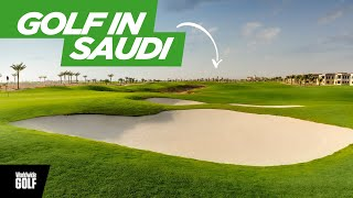 How Saudi Arabia is growing the game of golf