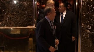 MLK III Talks Voting Rights with Trump in NY