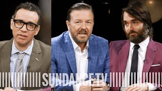 Ricky Gervais' Funny Family: Close Up With The Hollywood Reporter | SundanceTV