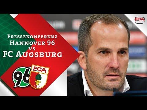 18/19 // Pressekonferenz // FCA feiert Auswärtssieg in Hannover