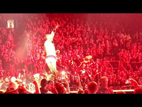 French Montana - Unforgettable Live in Toronto (Legend Of The Fall Tour Phase 2 09/09/2017