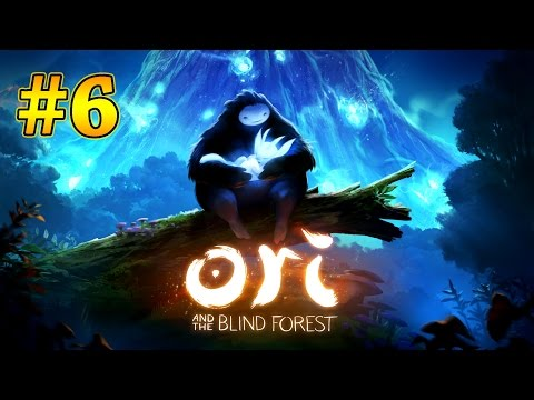 Ori And The Blind Forest Walkthrough Part 6 - Find the Gumon Seal in Misty Woods (Xbox One Gameplay)