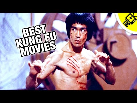 The 9 Best Kung Fu Movies Ever! The Dan Cave w Dan Casey