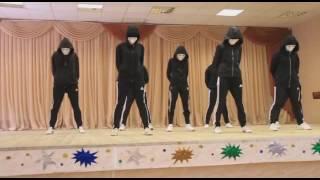Классный танец девушек 2часть