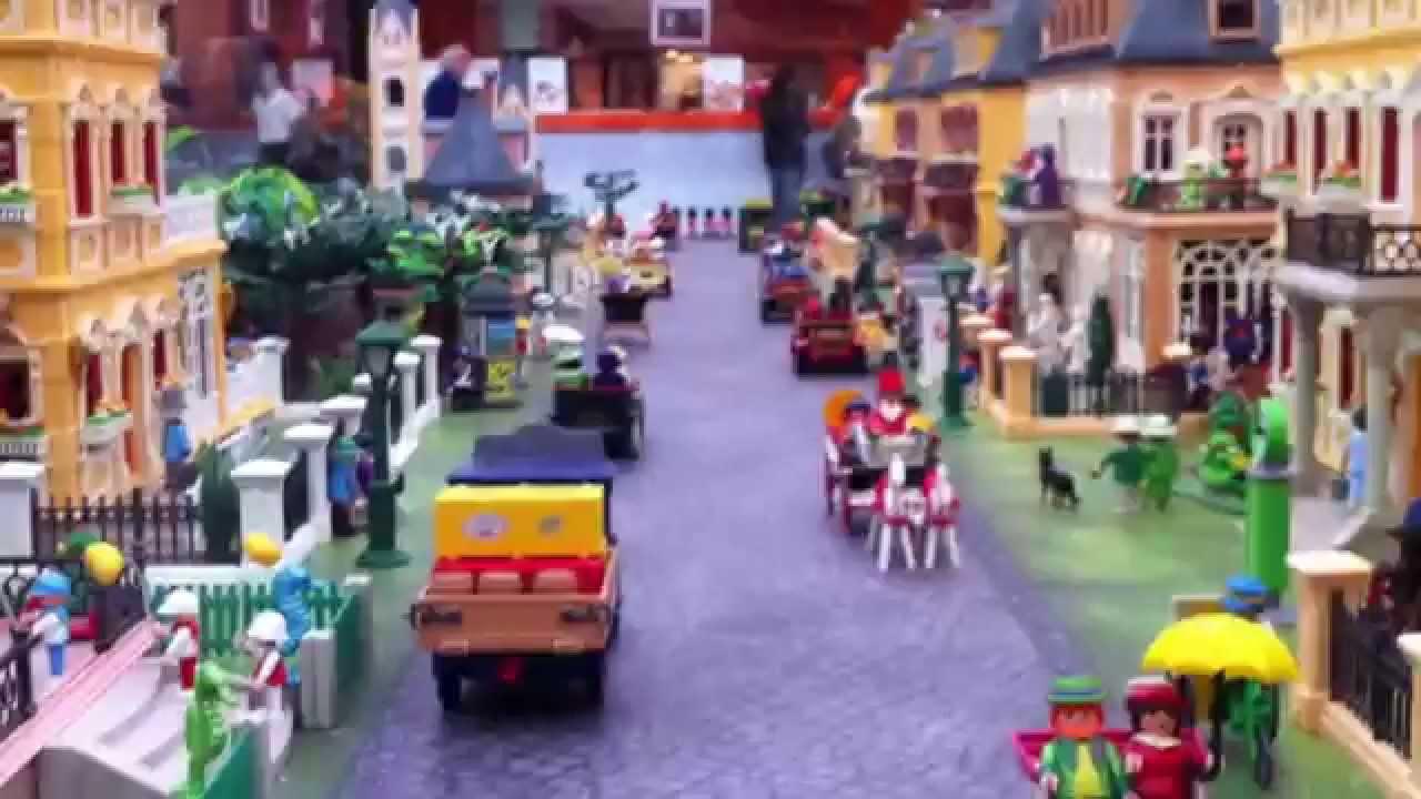 playmobil village playmobil themes playmobil exhibition. Black Bedroom Furniture Sets. Home Design Ideas