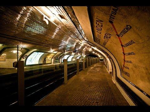 """Así es la """"estación fantasma"""" del Metro de Madrid"""