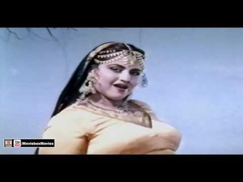 CHOORA MERA RANGLA - ANJUMAN - PAKISTANI FILM CHIRAG BALI