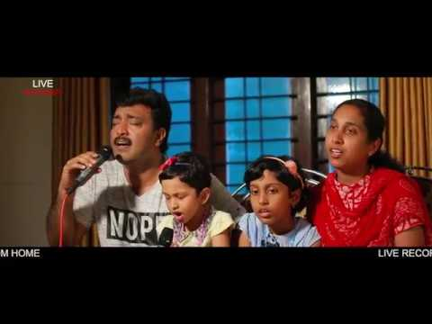 LIVE || Bro.Renjith Christy & Family | Testimony,Singing | Ennamilla Nanmakal