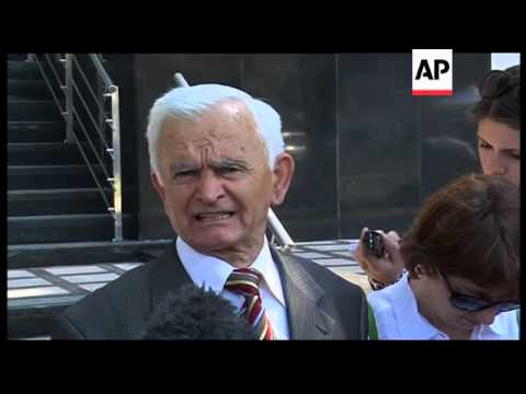 Lawyer for Mladic lodges appeal against extradition