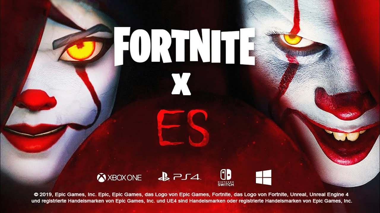 FORTNITE X ES KAPITEL 2 TRAILER (Deutsch)