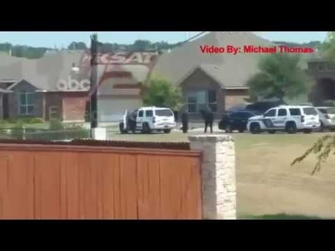 Cops in Texas Kill Man Standing With Hands Up!  Bexar Country, Texas Sheriff Department