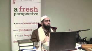 Allah's Names Explained: Al-Khafid & Ar-Rafi - Shaykh Faraz Rabbani