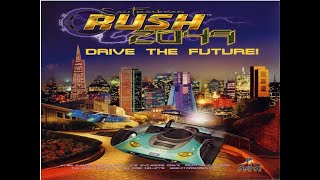 Rush 2049 PC version (midway arcade treasures 3)