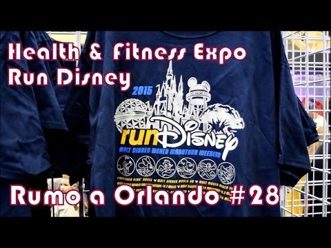 Run Disney - Health & Fitness Expo - Rumo a Orlando #28