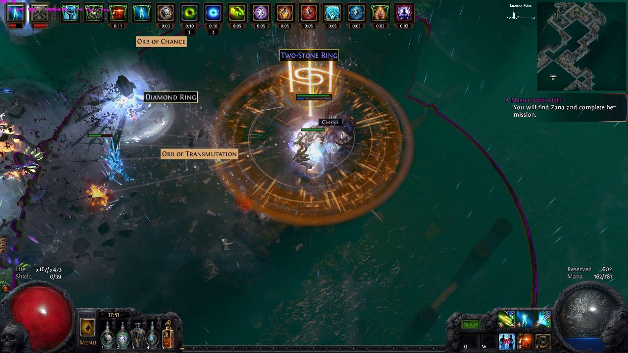 [Path of Exile 2.5] [BSC] Doom Prism Inquisitor - Dual Beyond T16 Lair of The Hydra