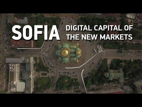 Sofia - Digital Capital of the New Markets