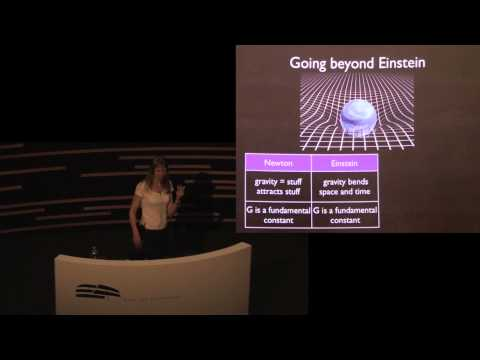 Catherine Heymans - Observing the Dark Universe