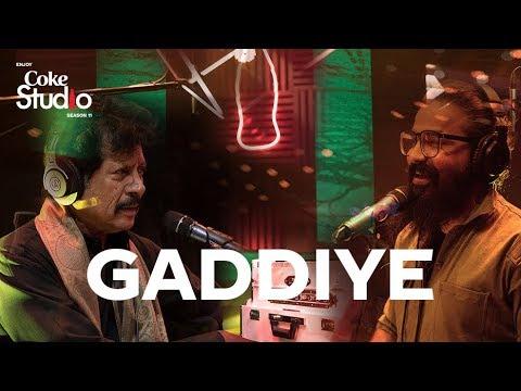 Gaddiye, Asrar and Attaullah Khan Esakhelvi, Coke Studio Season 11, Episode 2.