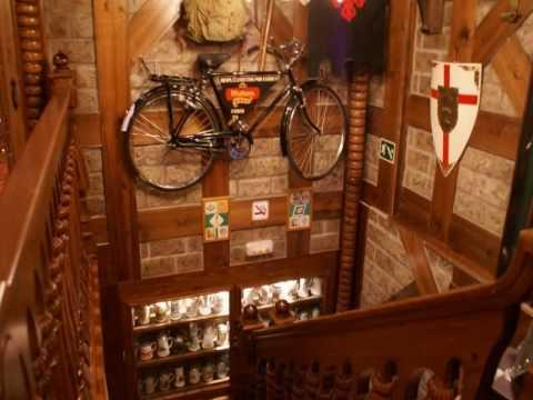 Decoretro decoracion tematica taverna alemana frank furt - Decoracion de pub ...