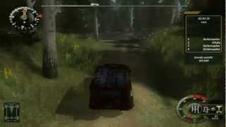 [BG]UAZ Racing 4x4 - Геймплей