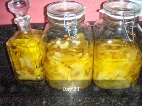 Limoncello Recipe - Authentic Italian Recipe from Amalfi