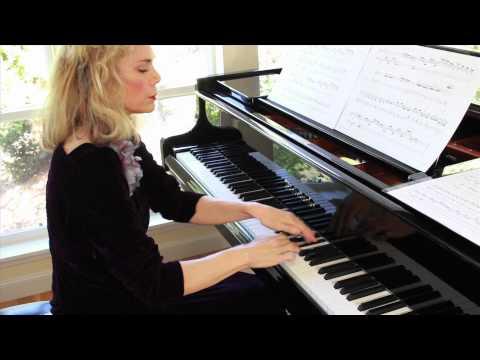 C.P.E. Bach:Solfeggietto (Teaching Video 2012 Version I)
