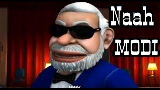Naah song /Modi Version /Hardy Sandhu / Rahul Gandhi