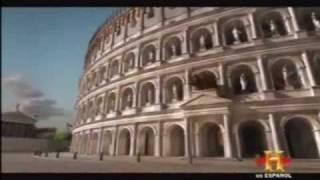 Judios esclavos construyeron el Coliseo de Roma.