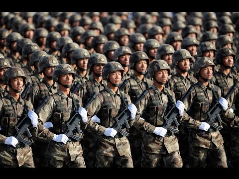 China - The largest army in the world - Documentary