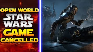 Star Wars Game Cancelled By Ea - New Game In 2020?