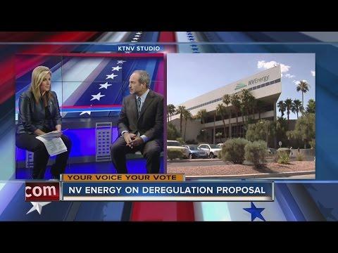 RALSTON: Jon on NV Energy's deregulation proposal