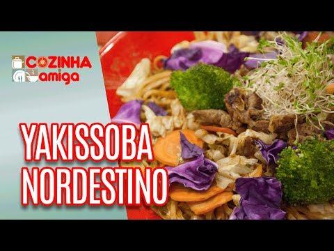 Yakissoba Nordestino - Patricia Gonçalves | Cozinha Amiga (25/04/18)