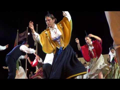 Dalvares - Fest. Inter. Folcl. Vale Varosa/17 - CASA POVO GAULA - Madeira