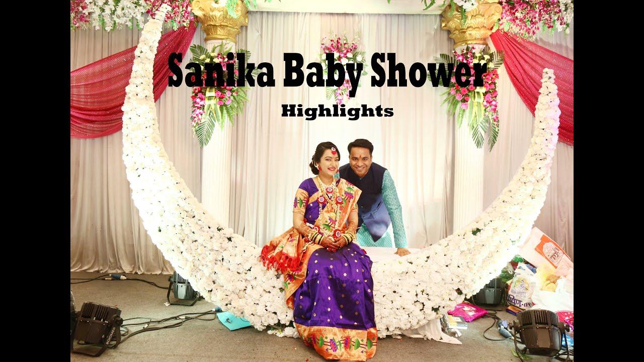 Sanika Baby Shower Cinematic Highlights Nikhil Ranade Photography Youtube