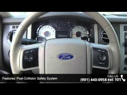 Ford Expedition El Xlt Saab Of Memphis Memphis