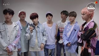 [BANGTAN BOMB] Last day of 'IDOL' stage @ Ingigayo - BTS (방탄소년단)