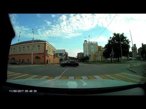 Нарушение ПДД водителем автомобиля Mercedes-Benz G-класс гос. рег. номер  У 321 РУ 116rus