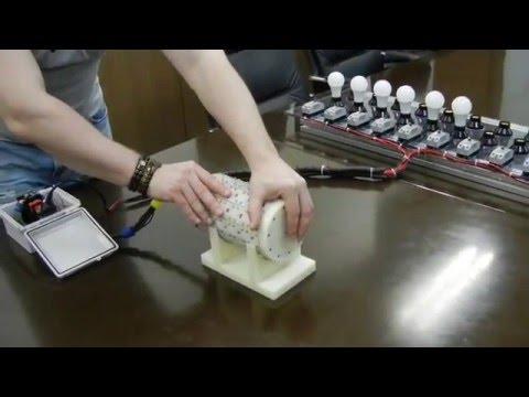 Free Energy 1kW magnetic motor