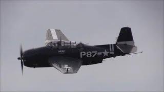 """2019 Leesburg Airshow - TBM Avenger """"Doris Mae"""""""